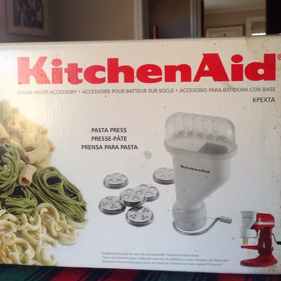 Kitchen Aid Fresh Pasta Press
